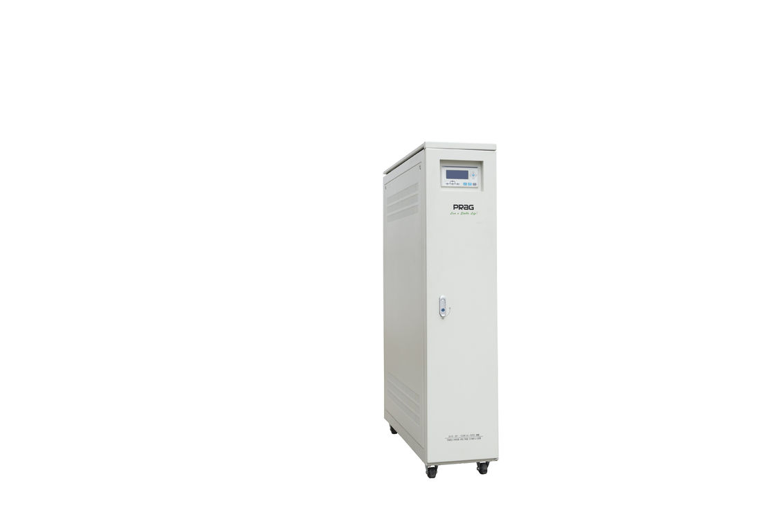 Three Phase Servo Controlled Voltage Stabilizer 100KVA 380V GPRS